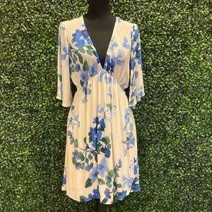 Midi Flower Dress